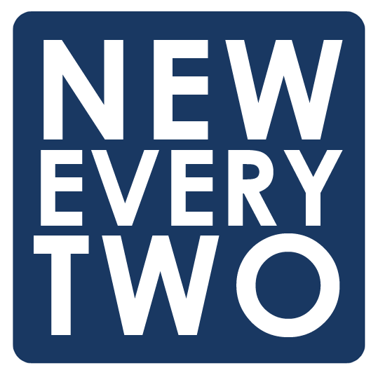 New Every Two logo